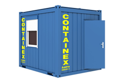 Bürocontainer mieten leihen