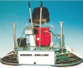 Glättmaschine Zwillingsglättmaschine Zwilling mieten leihen