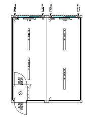 Container Duo-Anlage mieten leihen